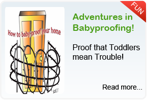 Adventures in Babyproofing